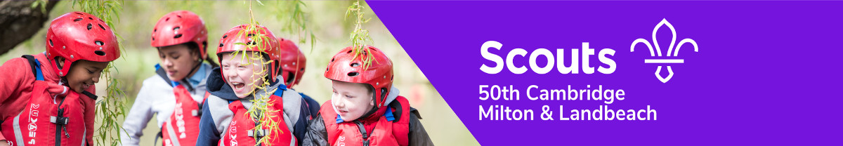 50th Cambridge (Milton and Landbeach) Scout Group